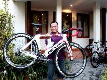 Sepeda Santai, Senang dan Sehat